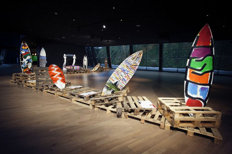 Expo Surfboards Master Pieces
