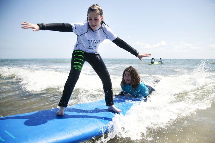 Jornada Kind Surf en Valencia 2013